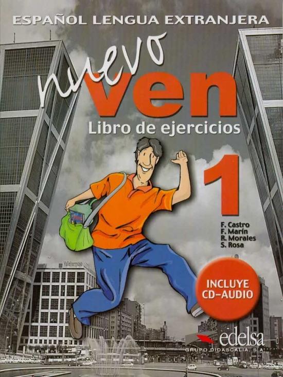 NUEVO VEN 1 EJERCICIOS + CD : 9788477118411