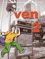 NUEVO VEN 2 EJERCICIOS + CD