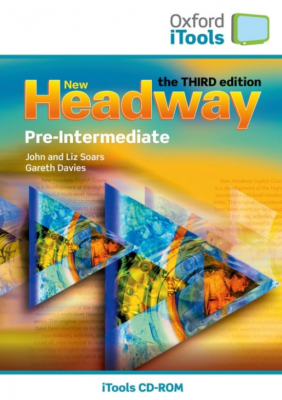 New Headway Pre-Intermediate (3rd Edition) iTools Pack