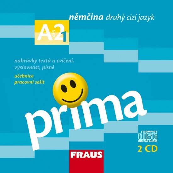 Prima A2/díl 3 CD k UČ /2ks/