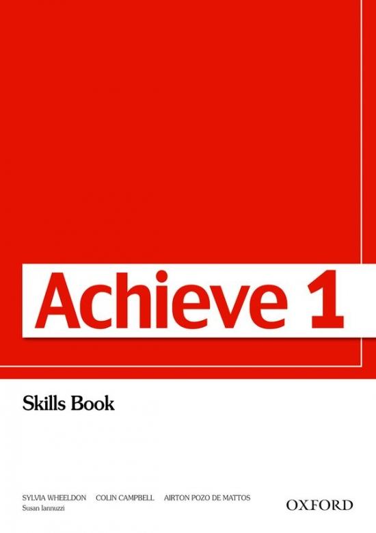Achieve 1 Skills Book : 9780194556040