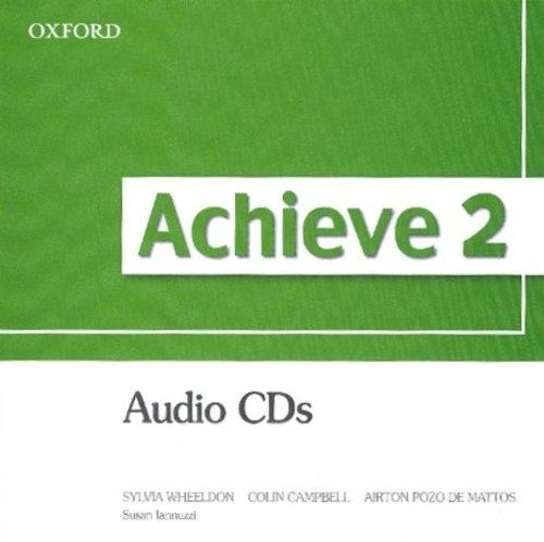 Achieve 2 Class Audio CDs (2)