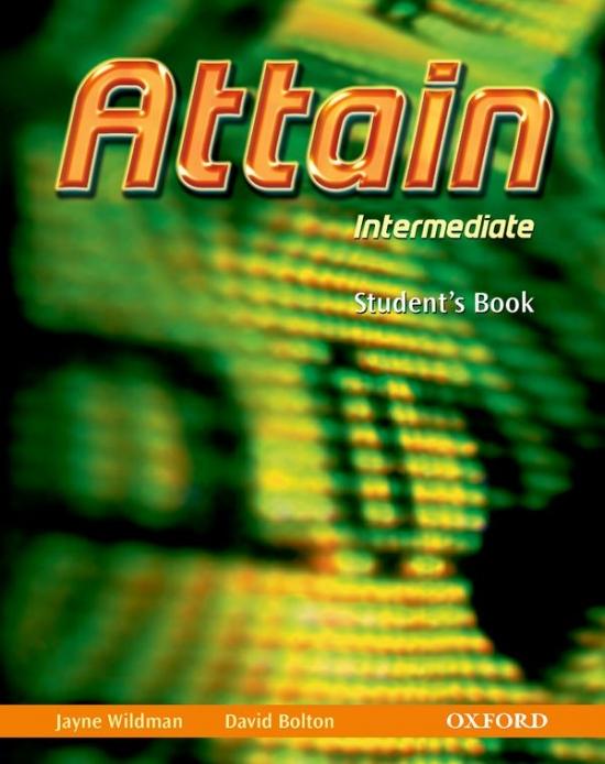 Attain Intermediate Student´s Book : 9780194310505