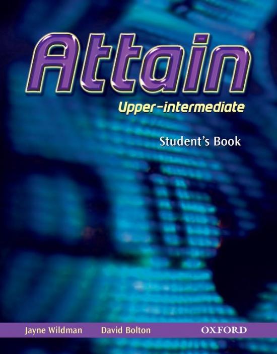 Attain Upper-Intermediate Student´s Book