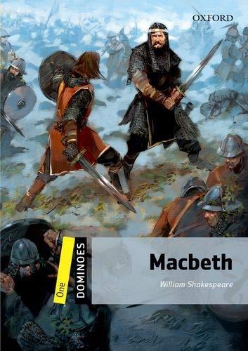 Dominoes 1 (New Edition) Macbeth + audio Mp3 Pack
