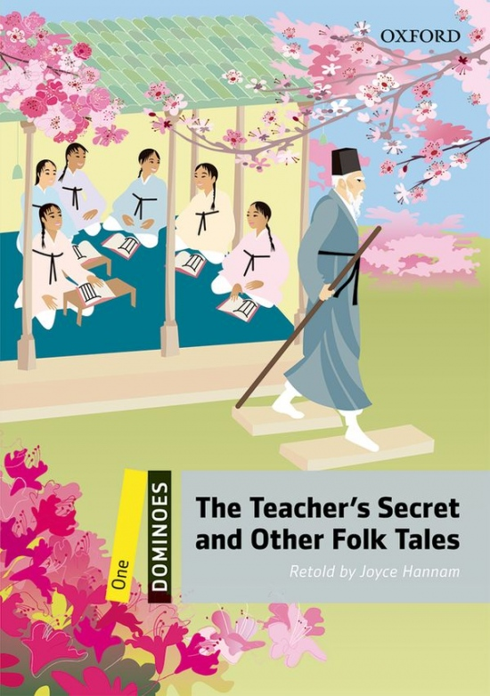 Dominoes 1 (New Edition) The Teacher´s Secret and Other Folk Tales + audio Mp3Pack