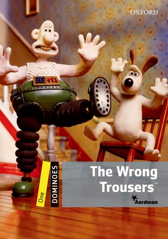 Dominoes 1 (New Edition) The Wrong Trousers + audio Mp3 Pack