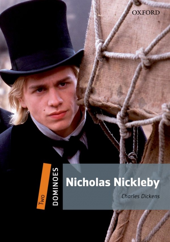 Dominoes 2 (New Edition) Nicholas Nickleby Crime + Mp3 Pack