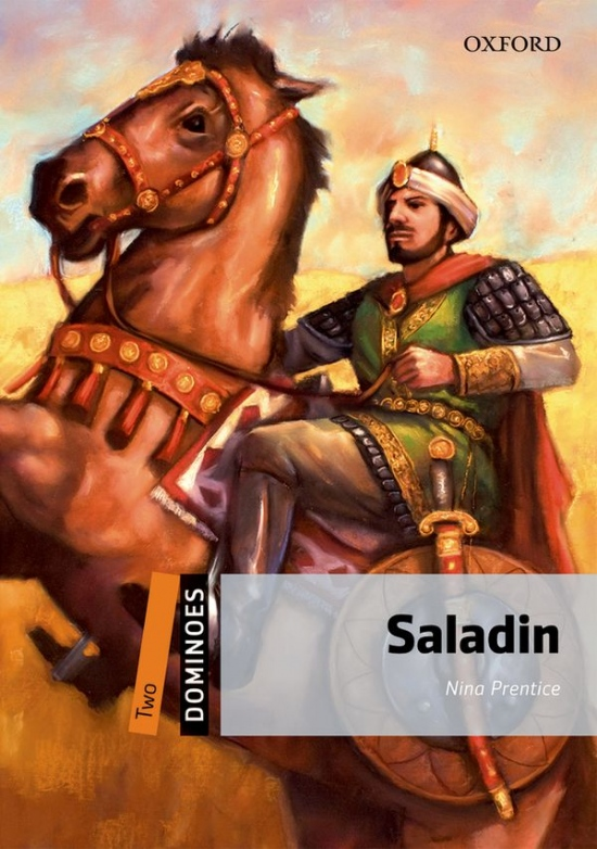 Dominoes 2 (New Edition) Saladin + Mp3 Pack