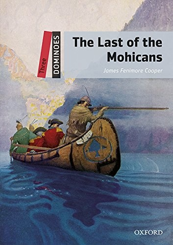 Dominoes 3 (New Edition) The Last of the Mohicans + Audio Mp3 Pack