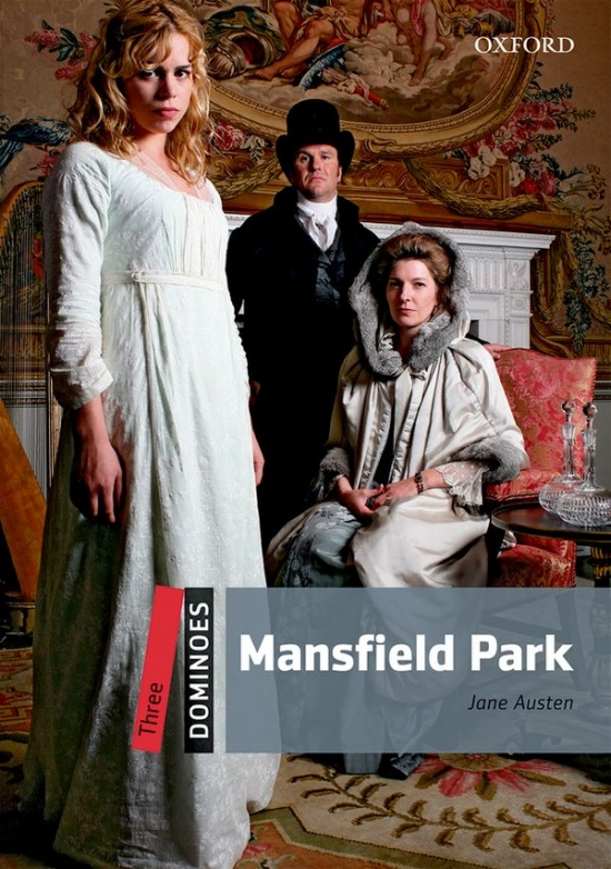 Dominoes 3 (New Edition) Mansfield Park + Mp3 Pack
