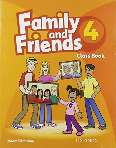 Family and Friends 4 Classbook
