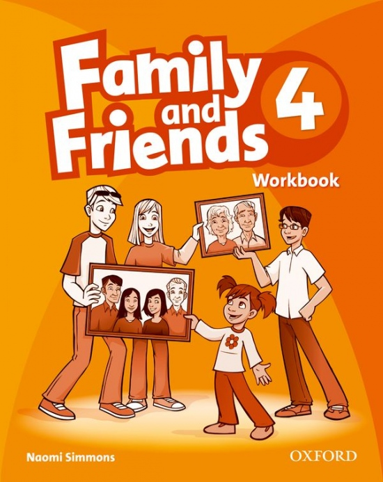 Family and Friends 4 Workbook