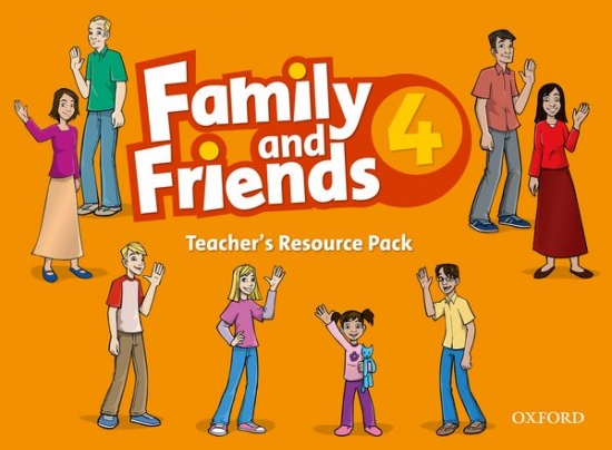Family and Friends 4 Teacher´s Resource Pack