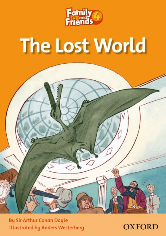 Family and Friends 4 Reader C: The Lost World