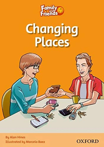 Family and Friends 4 Reader D: Changing Places