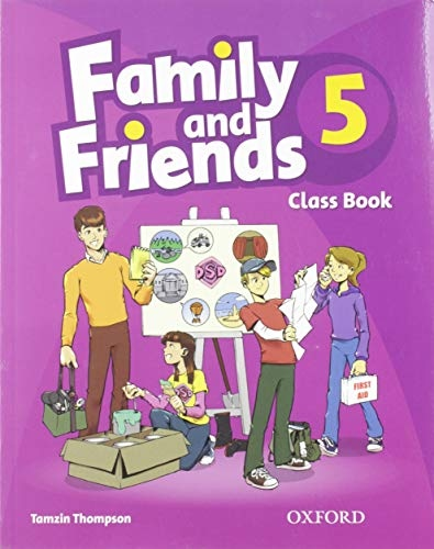 Family and Friends 5 Classbook