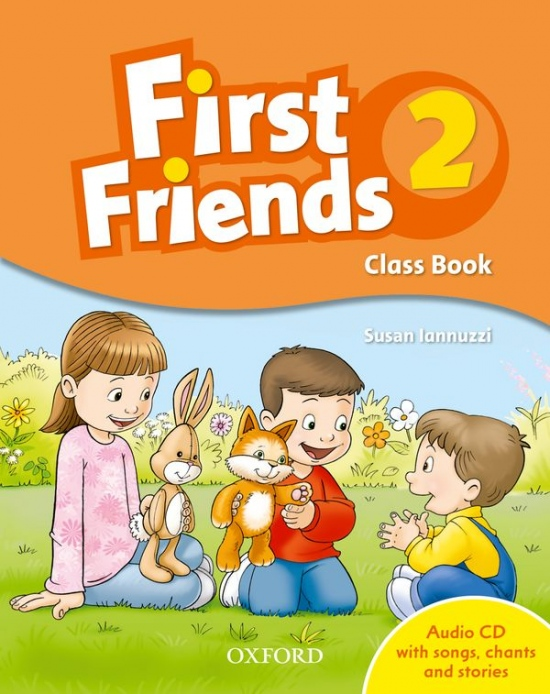 First Friends 2 Class Book Pack