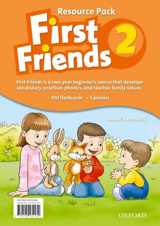 First Friends 2 Teacher´s Resource Pack
