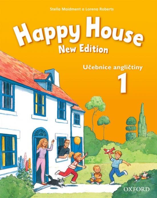 Happy House 1 (New Edition) Učebnice angličtiny