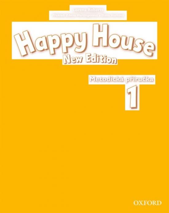 Happy House 1 (New Edition) Teacher´s Book CZ