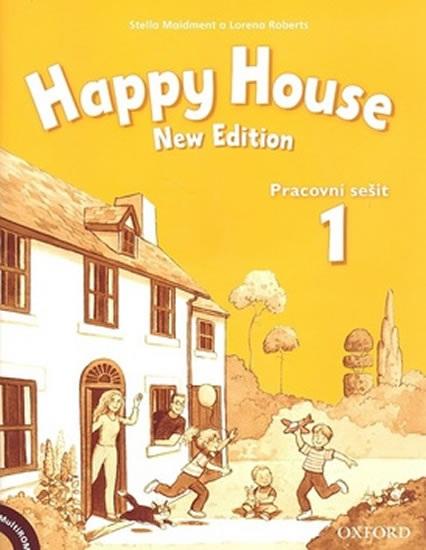 Happy House 1 (New Edition) Pracovní sešit + Online Practice