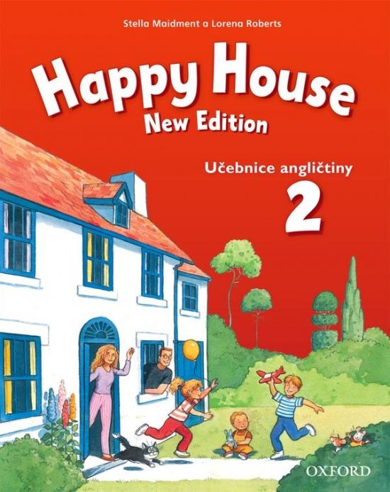 Happy House 2 (New Edition) Učebnice angličtiny