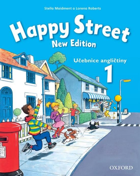 Happy Street 1 (New Edition) Učebnice angličtiny