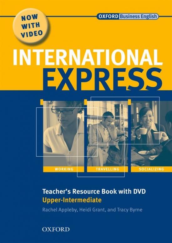International Express Interactive Upper-Intermediate Teacher´s Resource Book and DVD Pack