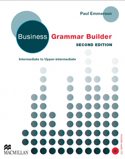 Business Grammar Builder (New Edition) with Audio CD