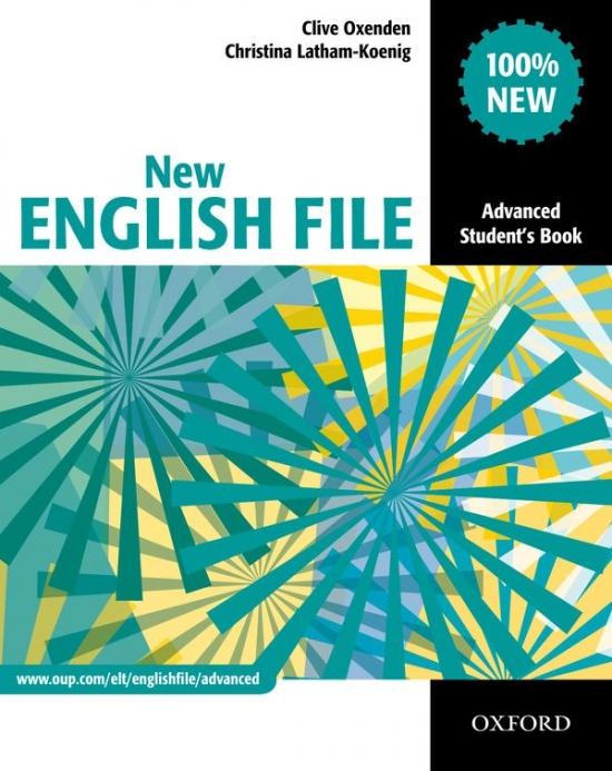 New English File Advanced Student´s Book ( International English Edition)