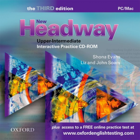 New Headway Upper Intermediate (3rd Edition) Interactive Practice CD-ROM