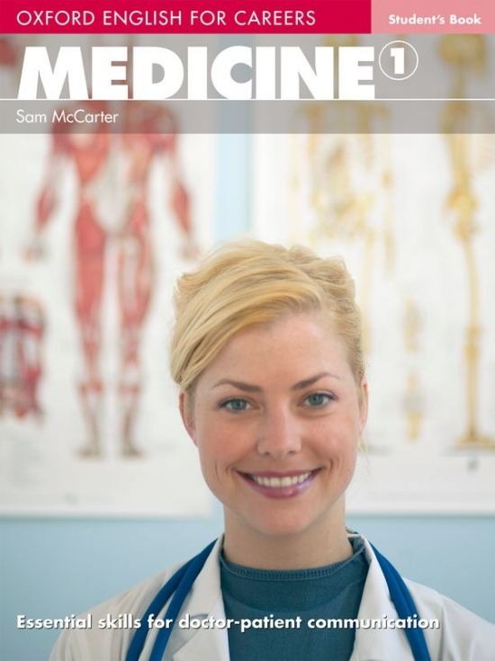 Oxford English for Careers Medicine 1 Student´s Book