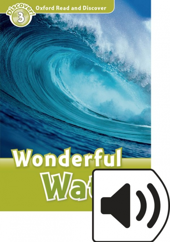 Oxford Read And Discover 3 Wonderful Water Mp3 Pack