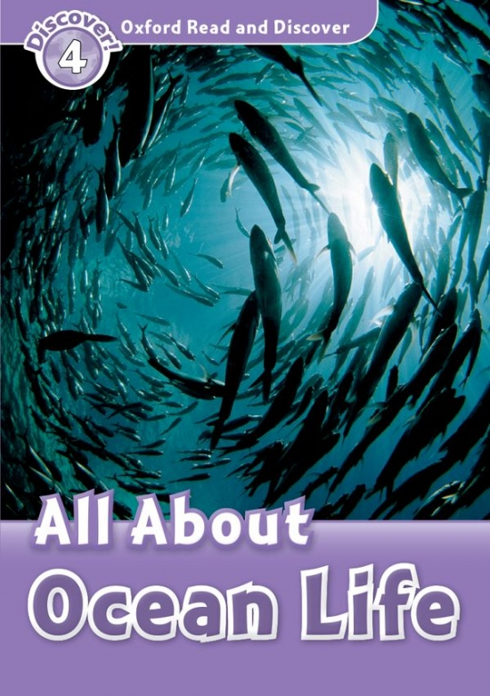 Oxford Read And Discover 4 Ocean Life