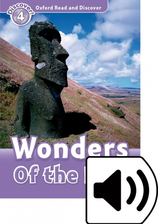Oxford Read And Discover 4 Wonders Of The Past Mp3 Pack