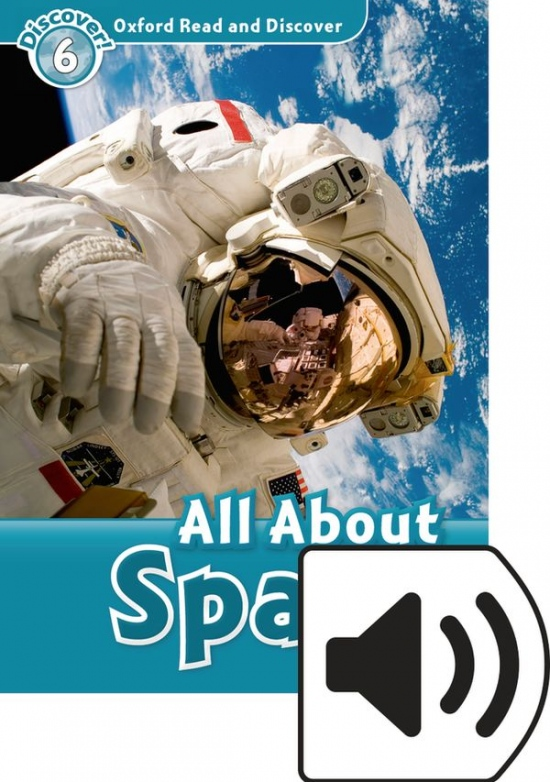 Oxford Read And Discover 6 All About Space Audio Mp3 Pack