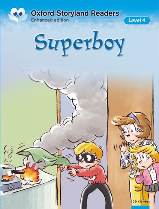 Oxford Storyland Readers 4 Superboy