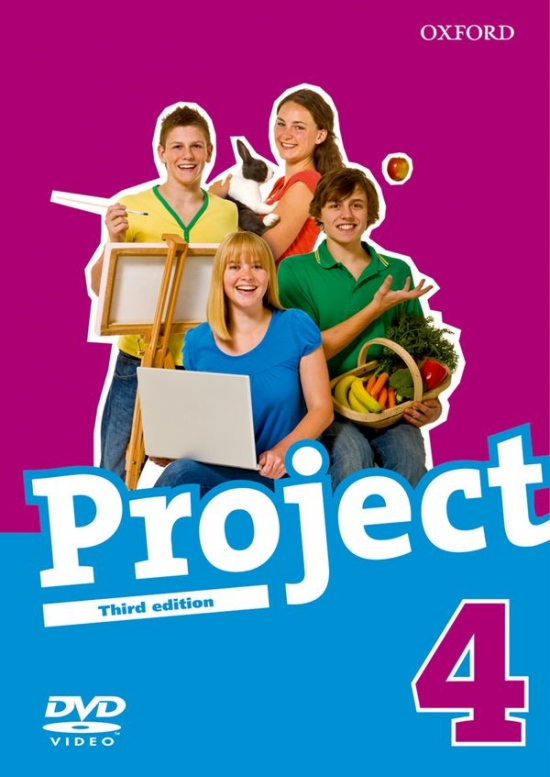 Project 4 Third Edition DVD