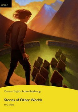 Pearson English Active Reading 2 Stories of Other Worlds Book + MP3 Audio CD / CD-ROM