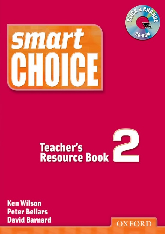 Smart Choice 2 Teacher´s Resource Book with Click and Change CD-ROM Pack