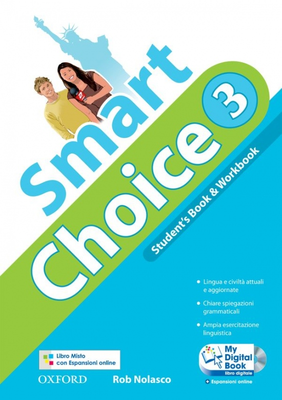 Smart Choice 3 Student Book with MultiROM Pack
