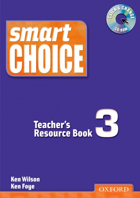 Smart Choice 3 Teacher´s Resource Book with Click and Change CD-ROM Pack