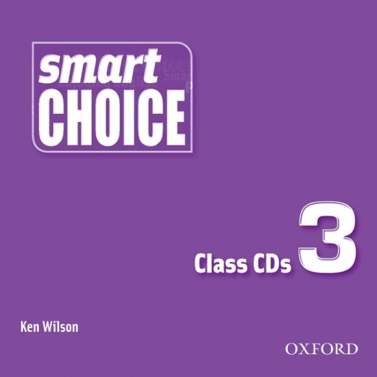 Smart Choice 3 Class Audio CDs (2)