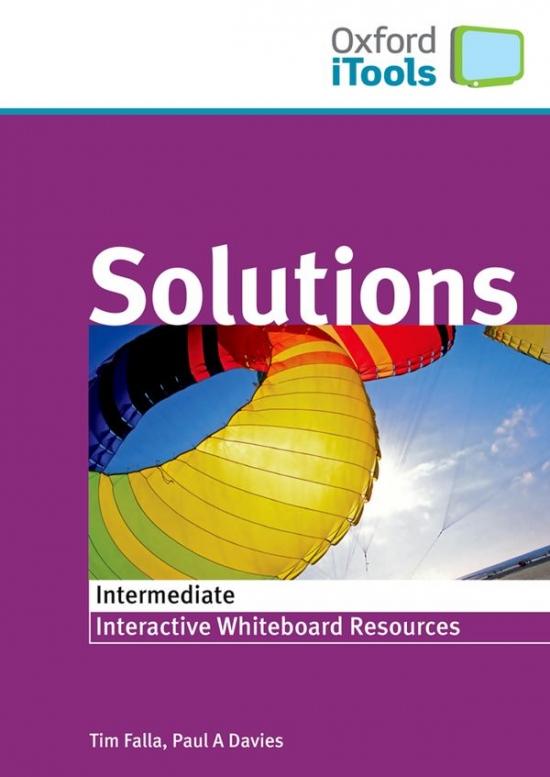 Maturita Solutions Intermediate iTool CD-ROM