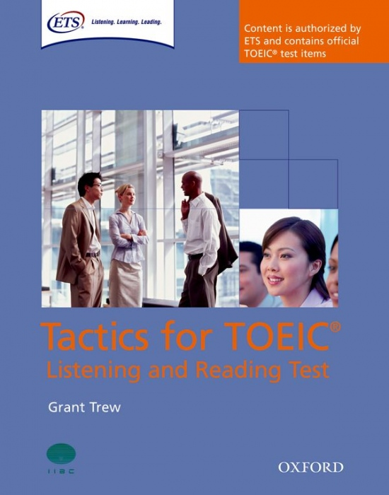 Tactics for TOEIC® Listening and Reading Student´s Book