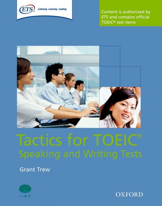 Tactics for TOEIC® Speaking and Writing Pack