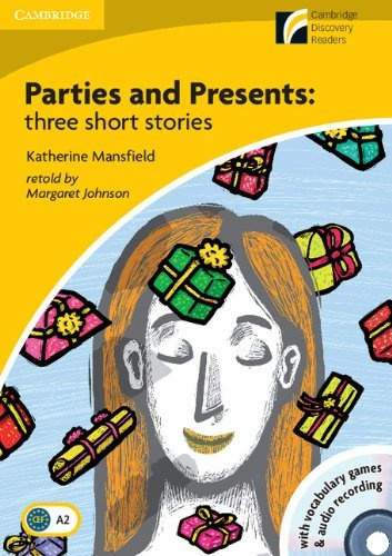 Cambridge Discovery Readers 2 Parties and Presents Book with CD-ROM / Audio CD ( Adapted Fiction: Short Stories) : 9788483236840