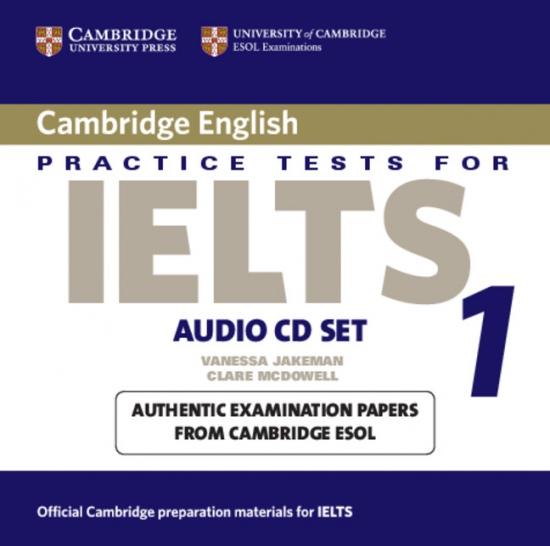 Cambridge IELTS Audio CDs (2) 1