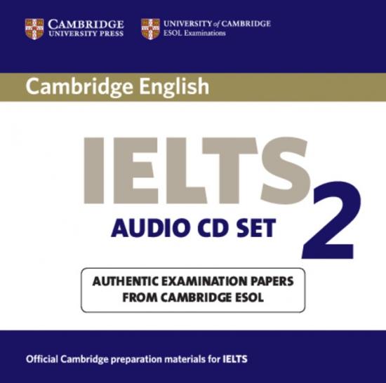 Cambridge IELTS Audio CDs (2) 2